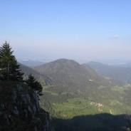 Pohodniška pot Črni Kal – Mladi vrh