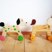 Zakaj so ponovno v modi lesene igrače?