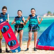 Tečaj kajtanja in poletni tabor za otroke