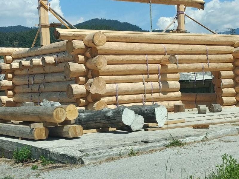 Zaščita lesa podaljšuje življenjsko dobo