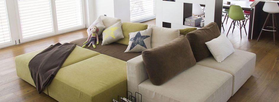 Učinkoviti načini čiščenja sedežne garniture