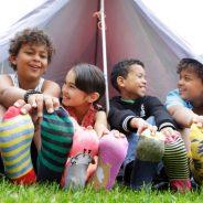 Ponudba kampiranja za otroke