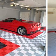 Swisstrax – kakovostne talne obloge za tla v garaži